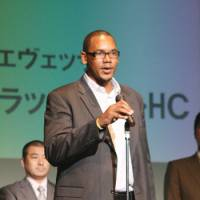 New direction: The Osaka Evessa have decided not to retain head coach Ryan Blackwell. | KAZ NAGATSUKA
