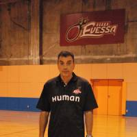 Building from scratch: Zoran Kreckovic, the Osaka Evessa's new head coach, is working hard to turn the new-look team into a solid unit. The Evessa only return three players from last season's squad. | OSAKA EVESSA/BJ-LEAGUE