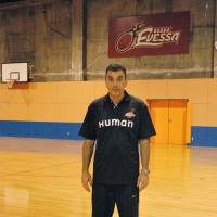 Short stint: Zoran Kreckovic coached the Osaka Evessa for seven games, including three in the preseason, and the team lost all of them. He was dismissed on Monday. | OSAKA EVESSA/BJ-LEAGUE