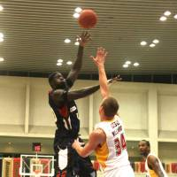 Big Three lead B-Corsairs past 89ers