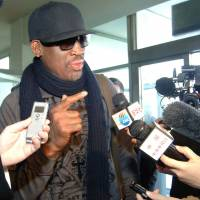 Mixed reactions to Rodman visit to North Korea