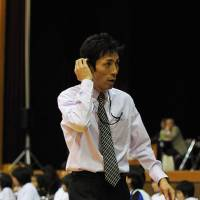 Hometown choice: Aomori native Koju Munakata, coach of the WJBL's Hitachi team the past two seasons, will become the first bench boss in Aomori Wat's history. | WIKIPEDIA