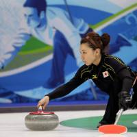 Japan squad knocked out of Olympic curling competition