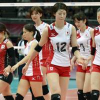 Japan spikers fail to qualify for World Grand Prix finals