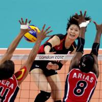 Japan routs Dominicans; Kim powers S. Korea past Brazil