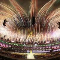 London bids farewell to Olympics