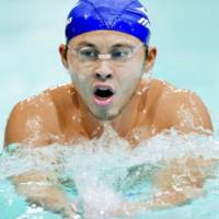 Japan swimmers at home in Flagstaff