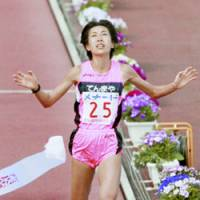 Yurika Nakamura wins the Nagoya International Women's Marathon on Sunday in the 21-year-old's first marathon race.