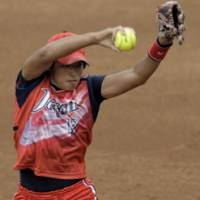 Kitajima, softball team showed mettle in Beijing