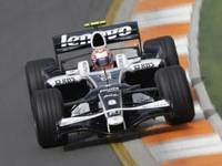 Stellar season: Formula One driver Kazuki Nakajima leads the circuit's rookies with five top-eight finishes this season. Nakajima will compete in Sunday's Japanese Grand Prix. | AP PHOTO