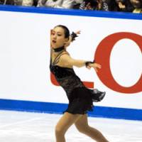 Tough test: Mao Asada will likely face her toughest test of the season when she skates against rival Kim Yu Na and a star-studded lineup at the Grand Prix Final this weekend. | YOSHIAKI MIURA PHOTO