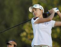 Rising star: Golfer Momoko Ueda is one of the top Japanese athletes to watch in 2009, when she begins her second year on the LPGA Tour. | AP PHOTO