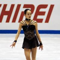 Defending champion: Mao Asada will attempt to become the first Japanese two-time world champion when she takes the ice at the world championships this week in Los Angeles. | YOSHIAKI MIURA PHOTO