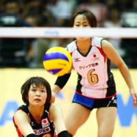 Versatile: Saori Kimura is a key member of the Japan squad competing in the FIVB World Grand Prix. | COURTESY OF FIVB