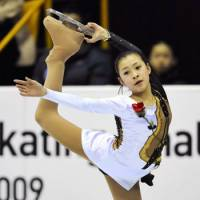 Junior skaters shine at Poland JGP