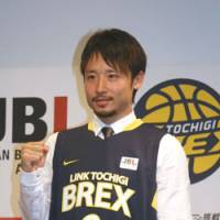Unknown future: Link Tochigi Brex point guard Yuta Tabuse is the sole icon of the financially shaky JBL. | KAZ NAGATSUKA
