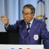 Front man: Tokyo Gov. Shintaro Ishihara was the face of the city's failed bid to host the 2016 Olympic Games. | KYODO PHOTO