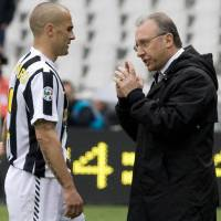 Worth the wait?: Former Juventus manager Alberto Zaccheroni was named as Japan's new national team manager after a search that began more than two months ago. | AP PHOTO