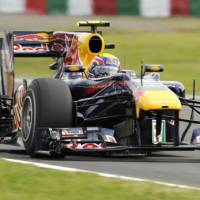 Red Bull impresses in Japanese GP practice
