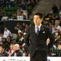 Main man: Honoo Hamaguchi has been in charge of the Sendai 89ers since they joined the bj-league in 2005. | KAZ NAGATSUKA PHOTO