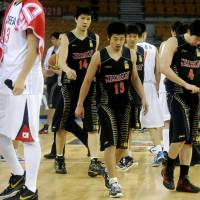 Disappointment: The Japan men's national team's failures in recent years, including the ongoing FIBA Asia Championship, are directly tied to deeply rooted flaws in how the game is organized from top to bottom. | KYODO PHOTO