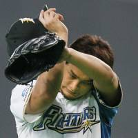 Can't buy a win: Fighters ace Yu Darvish is 2-3 over his last nine starts. | KYODO