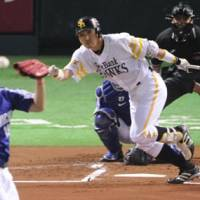 Slump frustrates batting champ Uchikawa in Japanese Fall Classic