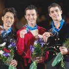 Takahashi says quad vital to closing gap on champion Chan