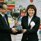 Nadeshiko Japan takes top sports award