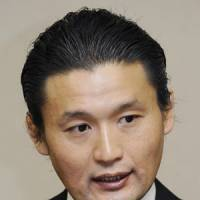 Takanohana | KYODO PHOTO