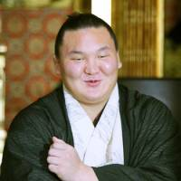 Hakuho | KYODO PHOTO