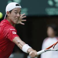 Japan back in Davis Cup World Group after 26 years away
