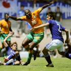 Japan suffers demoralizing loss to Cote d'Ivoire