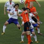 Japan happy to play with spoiling tactics