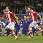 Japan crashes out of World Cup after shootout defeat to Paraguay