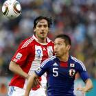 Japan beaten but unbowed