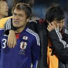 Japan loses to Paraguay on penalties
