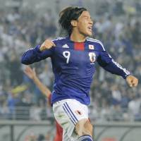 Havenaar, Japan pulverize Tajikistan in 2014 World Cup qualifier