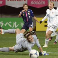 Nadeshiko settle for draw with U.S.