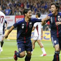 Japan, Venezuela play to draw