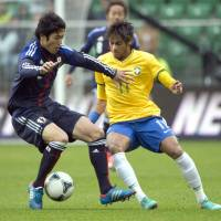 Japan humbled by Brazil in heaviest defeat under Zaccheroni