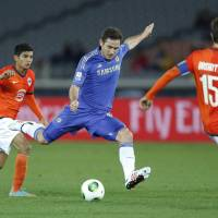 Chelsea takes aim at Corinthians after reaching CWC final