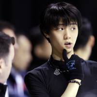 Hanyu looks to shine at world championships