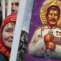 Stalin still inspires 60 years after death