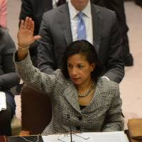 Susan Rice | AFP-JIJI