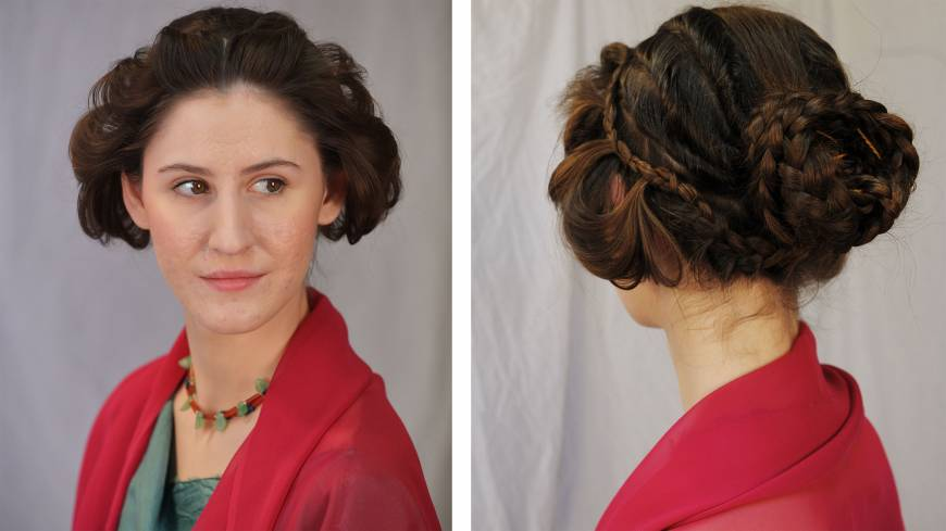 Hairstylist Revives Coiffs Of Antiquity The Japan Times