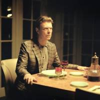 Back on top: David Bowie acts in a short film for his single 'The Stars (Are Out Tonight).' | AFP-JIJI