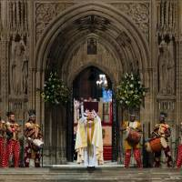 U.K. enthrones new leader of world's Anglicans