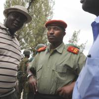 Congo warlord surrenders to ICC