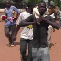 President flees as Central African rebels take capital